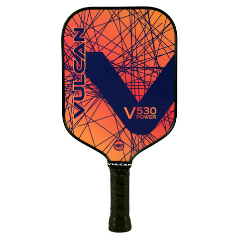 Vulcan V530 Power (Navy Lazer) Pickleball Paddle