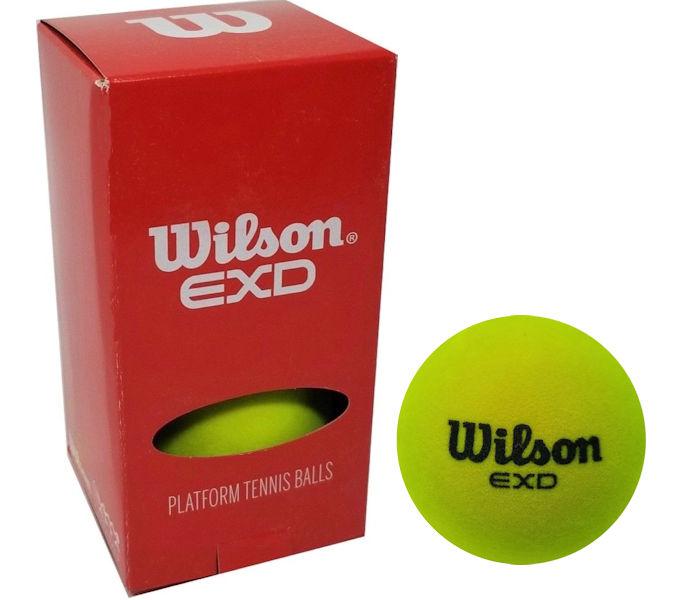Wilson EXD Platform Tennis Ball (2 Ball Sleeve)